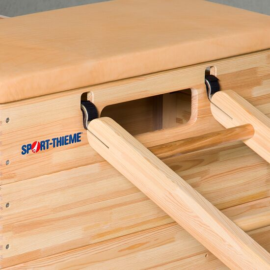 "Sport-Thieme® ""Vario"" 3-Part Mini Vaulting Box Without swivel castor kit"