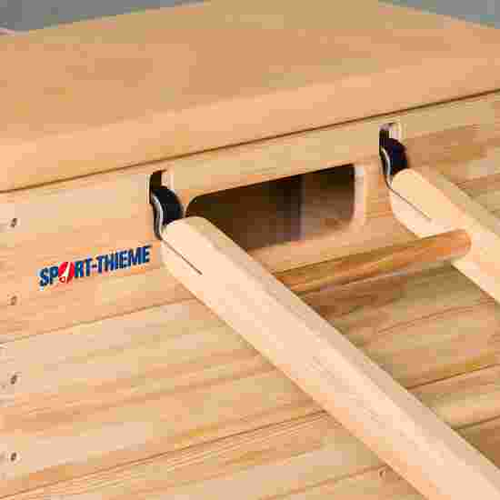 "Sport-Thieme ""Vario"" 3-Piece Mini Vaulting Box Without swivel castor kit"