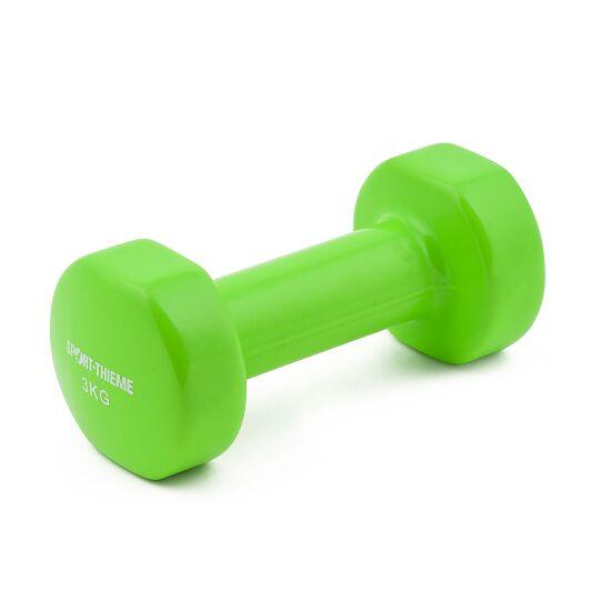 Sport-Thieme Vinyl Håndvægt 3 kg, mintgrøn