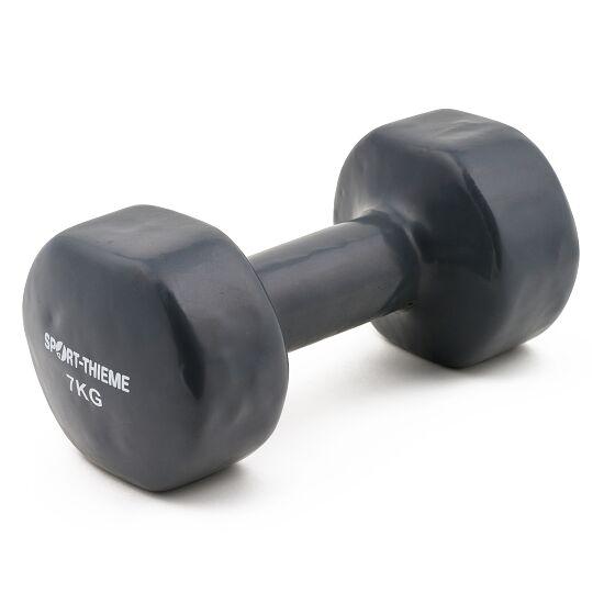 Sport-Thieme Vinyl Håndvægt 7 kg, grå