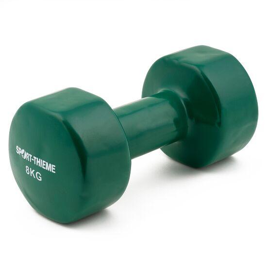 Sport-Thieme Vinyl Håndvægt 8 kg. grøn