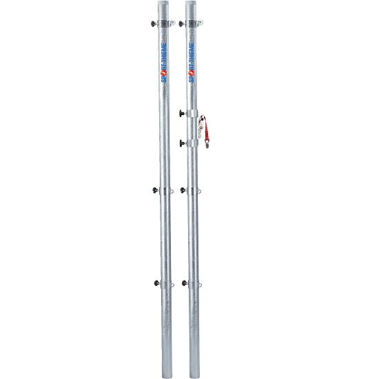 Sport-Thieme® Volleyball-Pfosten aus Stahl ø 83 mm