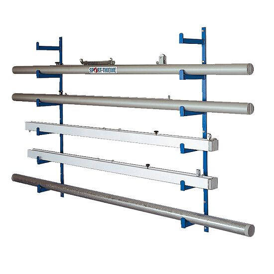 Sport-Thieme® Wall Storage Unit With 6 brackets