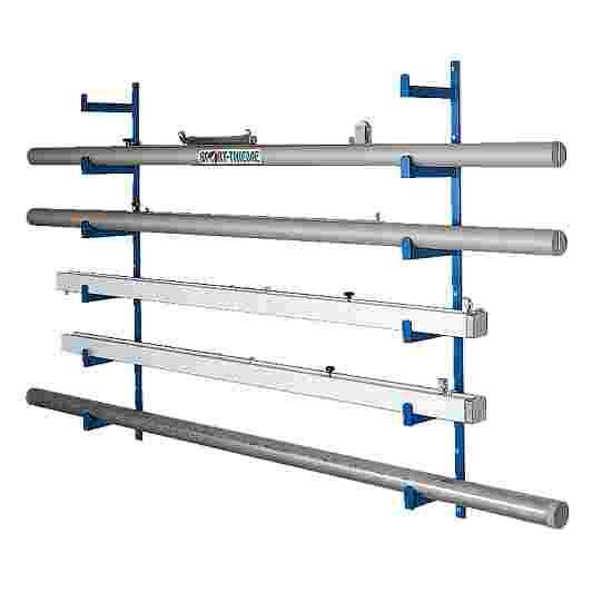 Sport-Thieme Wall Storage Unit With 6 brackets