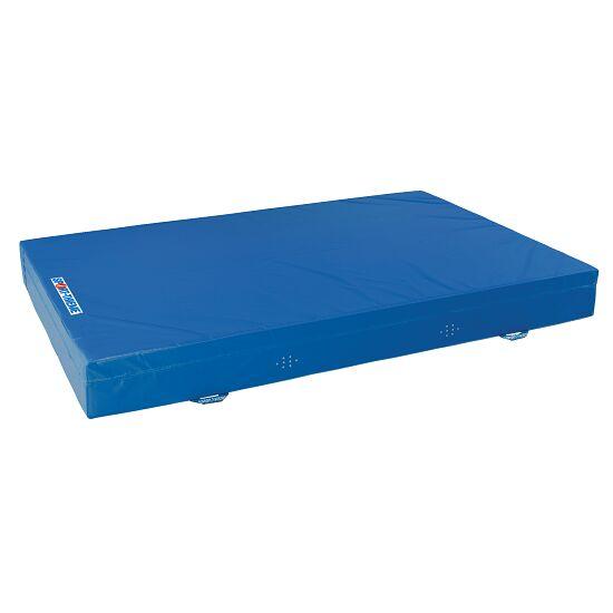 Sport-Thieme® Weichbodenmatte  Typ 7 Blau, 150x100x25 cm
