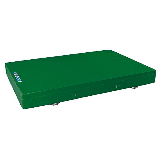 Sport-Thieme® Weichbodenmatte  Typ 7 Grün, 150x100x25 cm