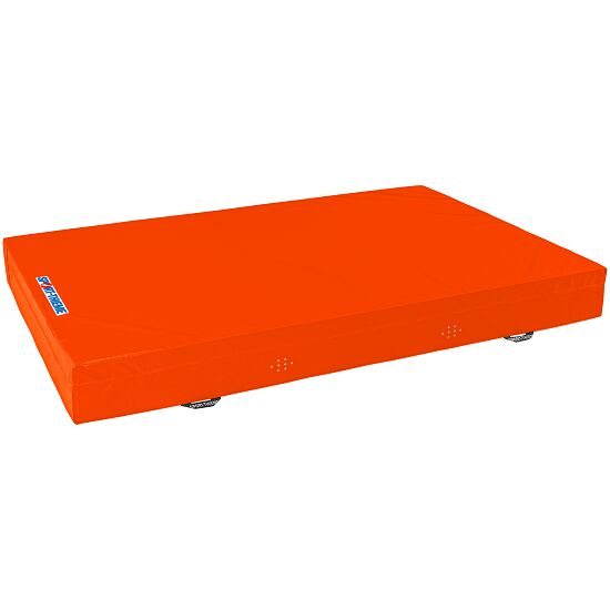 Sport-Thieme Weichbodenmatte  Typ 7 Orange, 150x100x25 cm