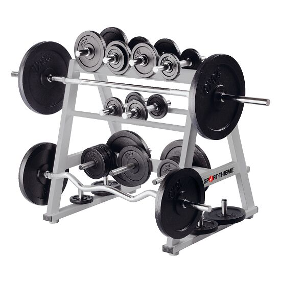 Sport-Thieme Weights Storage Rack