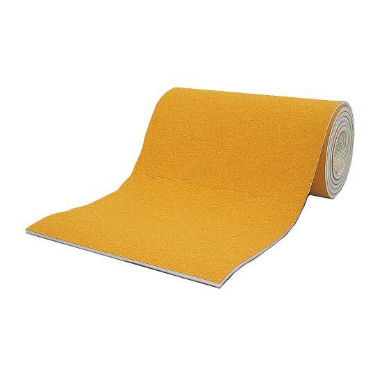 Sport-Thieme® Wettkampf-Bodenturnfläche 12x12 m 25 mm, Bernsteingelb