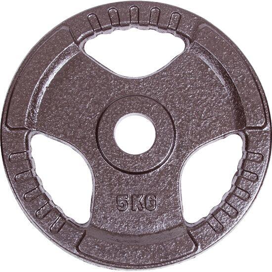 Sport-Thieme® Wettkampf-Guss-Hantelscheibe 5 kg