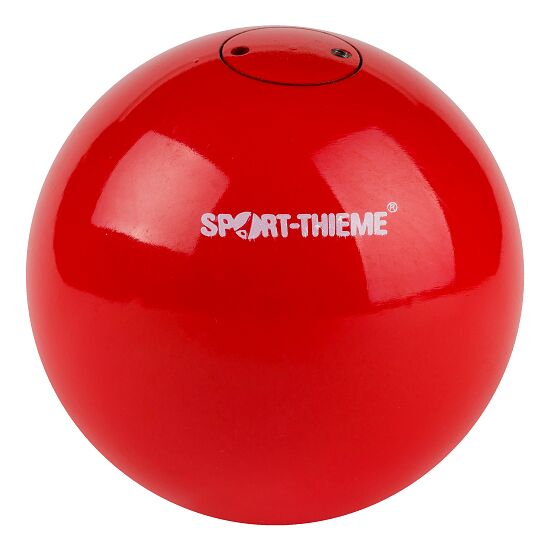 "Sport-Thieme® Wettkampf-Stoßkugel ""Stahl"" 5 kg, Rot, ø 110 mm"