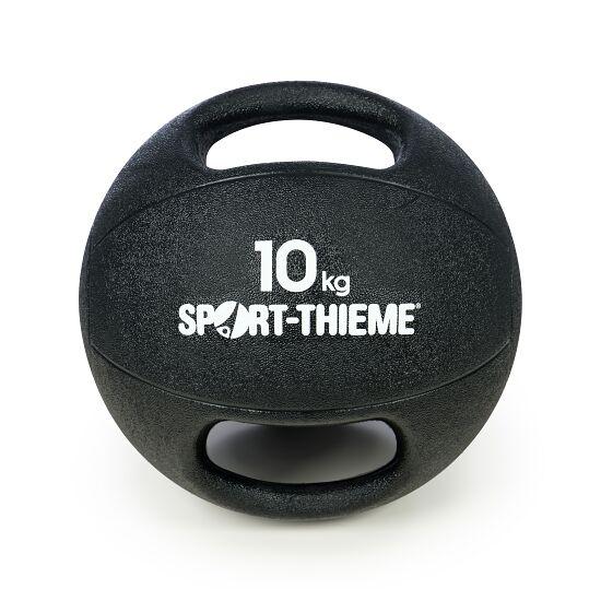 Sport-Thieme® with Handle 10 kg, black