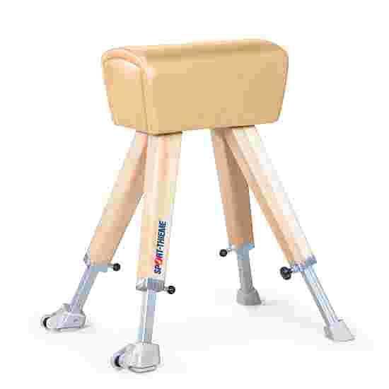 Sport-Thieme with Wooden Legs Vaulting Buck Height adjustment: 90–130 cm