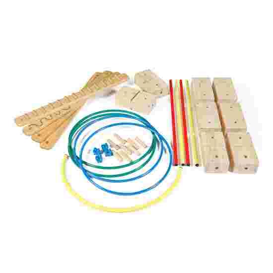 """Sport-Thieme """"Wood"""" Motor Function Modular System Set"""