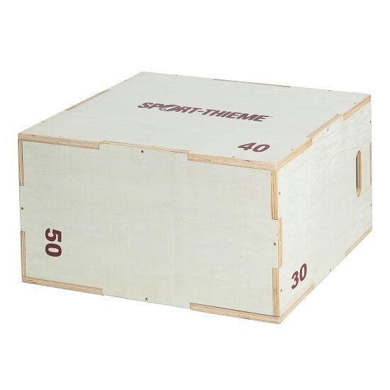 sport thieme wooden plyo box each sport. Black Bedroom Furniture Sets. Home Design Ideas