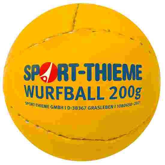 "Sport-Thieme Wurfball ""Leder 200"""