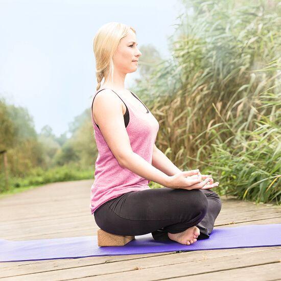 "Sport-Thieme Yoga-Block ""Kork"""