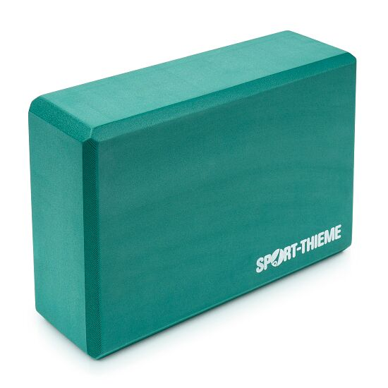 "Sport-Thieme Yoga-Block ""Triple"" Soft, Grün"
