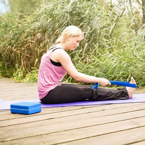 Sport-Thieme® Yoga Block Hart, Blau