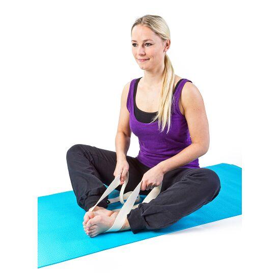 Sport-Thieme® Yoga Gurt Baumwolle Natur