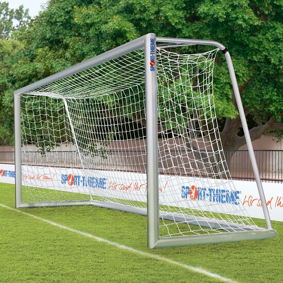 Sport-Thieme Youth Football Goal Fully Welded, 5x2m,  with 120x100-mm Oval Tubing Base Frame