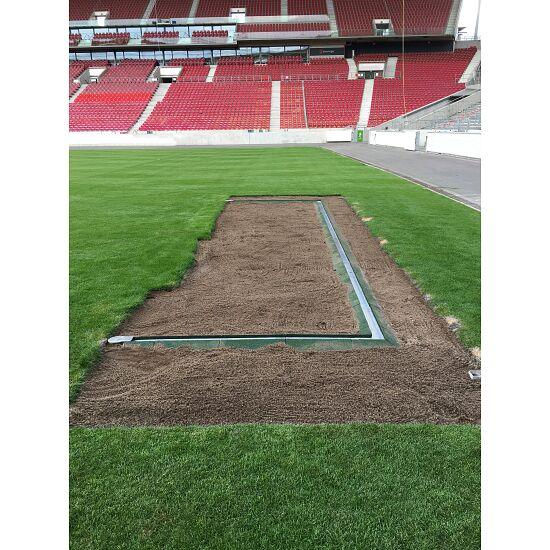 Stadion Großfeld-Fußballtore mit Versenkbodenrahmen