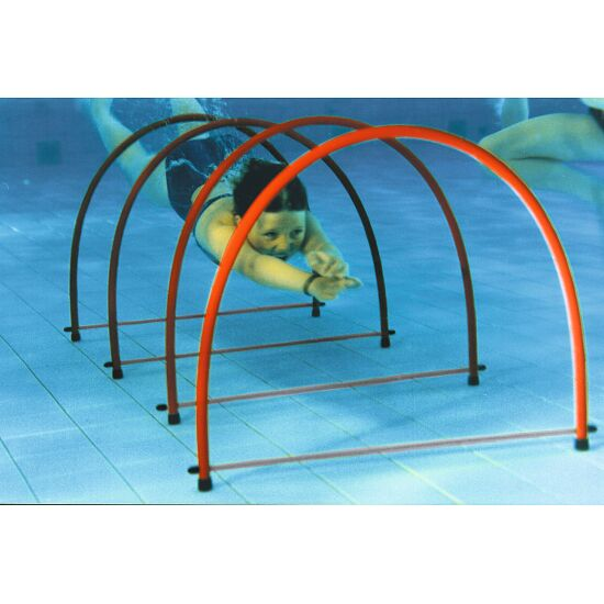 """Stand-Up"" Half Diving Rings"