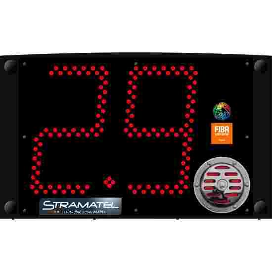 Stramatel 24-Second Timer SC24, radio-controlled