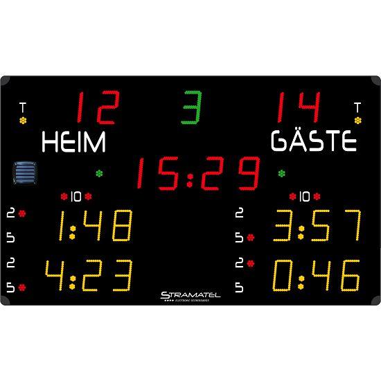 "Stramatel® ""452 GE 9000"" Ice Hockey Scoreboard"