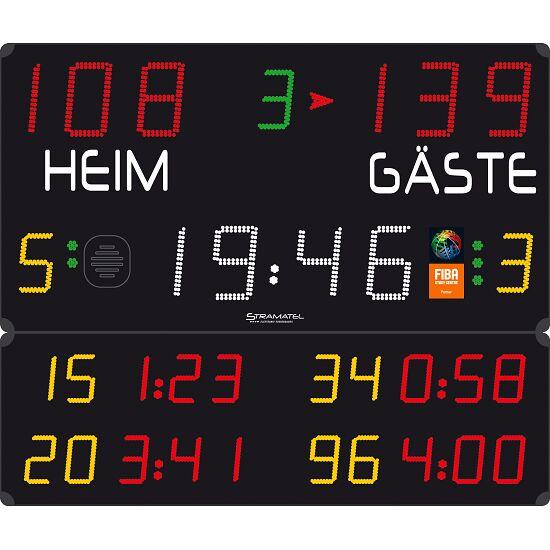"Stramatel® Anzeigetafel ""452 MB 3003"" Funkbetrieb"