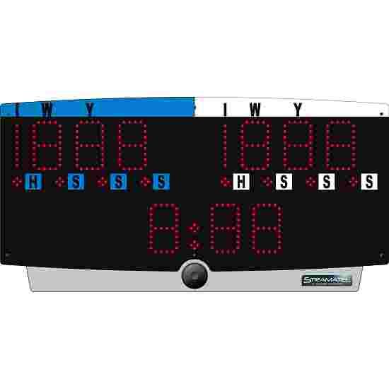 "Stramatel ""J-Top"" Judo Scoreboard Mains-operated"