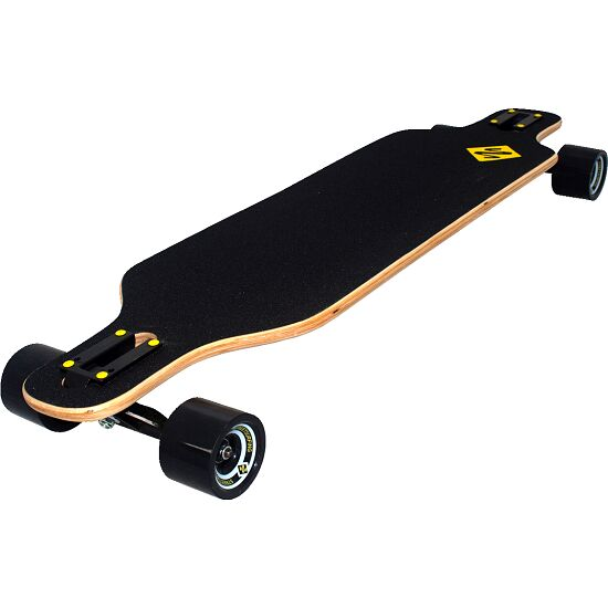 "Streetsurfing® Longboard Freeride ""Yellow Dragon"""