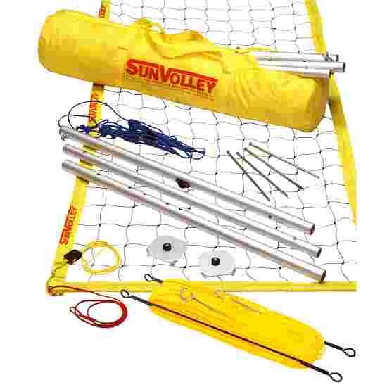 """SunVolley Beachvolley-Anlæg """"Standard"""" Med banemarkering, 9,5 m"""