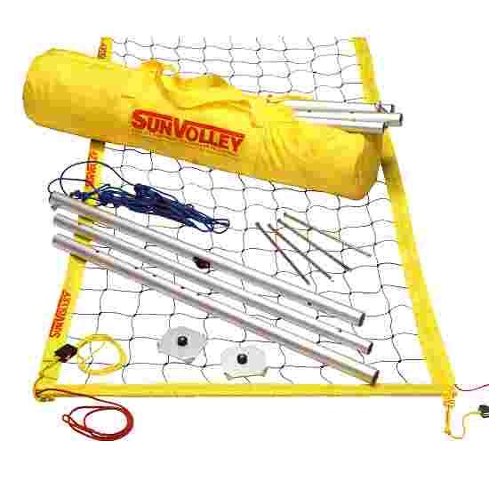 """SunVolley Beachvolleyball-Anlage """"Standard"""" Ohne Spielfeldmarkierung, 9,5 m"""