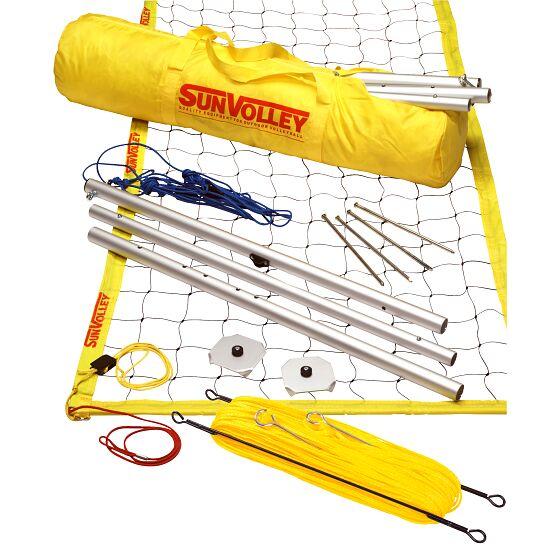 """SunVolley Beachvolleyball-Anlage """"Standard"""" Mit Spielfeldmarkierung"""