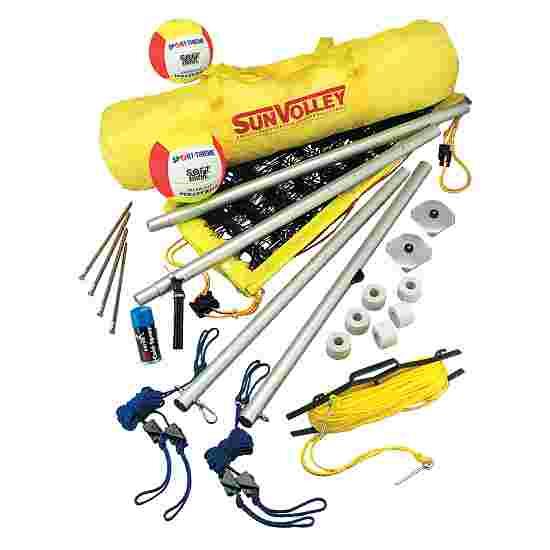 SunVolley Beachvolleyball-Anlagen Set