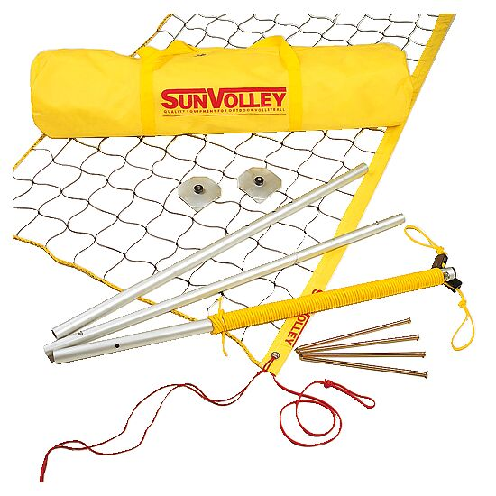 "SunVolley® ""LC 600"" Beach Volleyball Set"