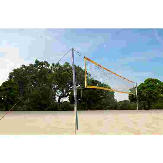 "SunVolley ""Plus"" Beach Volleyball Set Without court marking, 9.5 m"