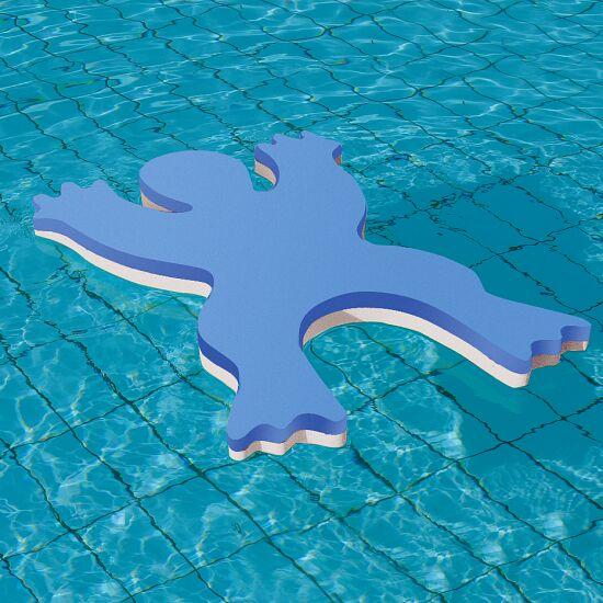 """Svømme- og legeplade """"Frø"""""""