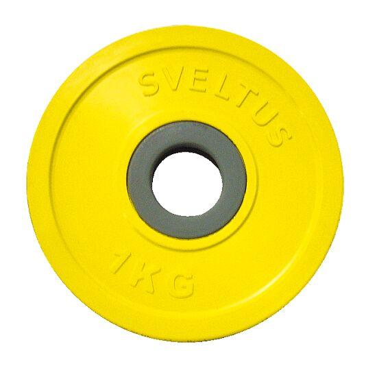 Sveltus Kit Fit'us Vægtstangs-sæt 16 kg