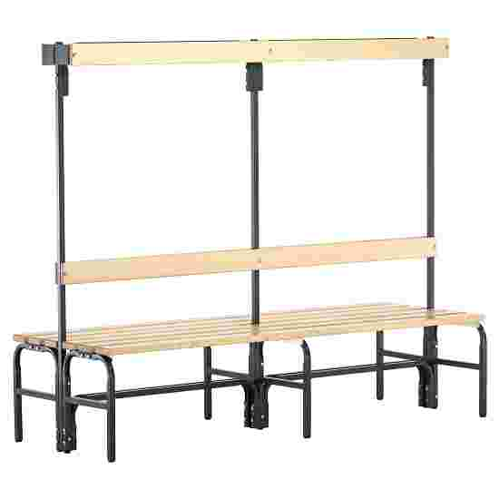 Sypro Wolf Dry Area Changing Bench with Double-Sided Backrest 1.50 m, Without shoe shelf