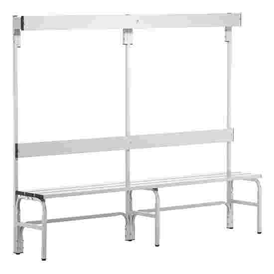 Sypro Wolf Wet Area Changing Bench with Backrest 1.50 m, Without shoe shelf
