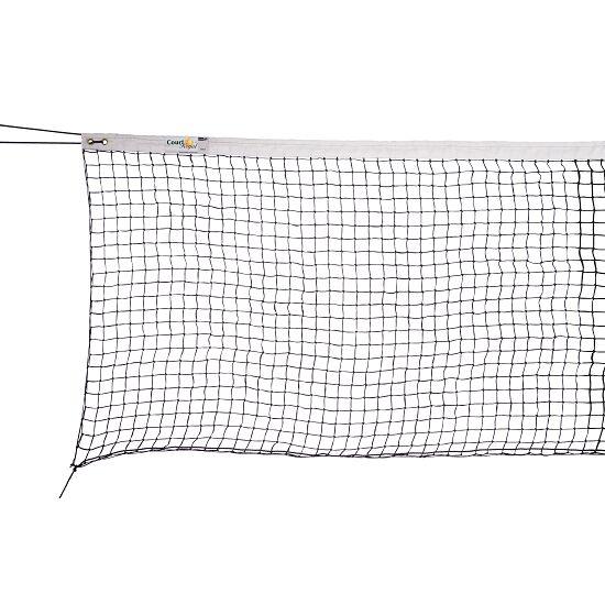 Tennisnetz Einfach mit Spannseil unten