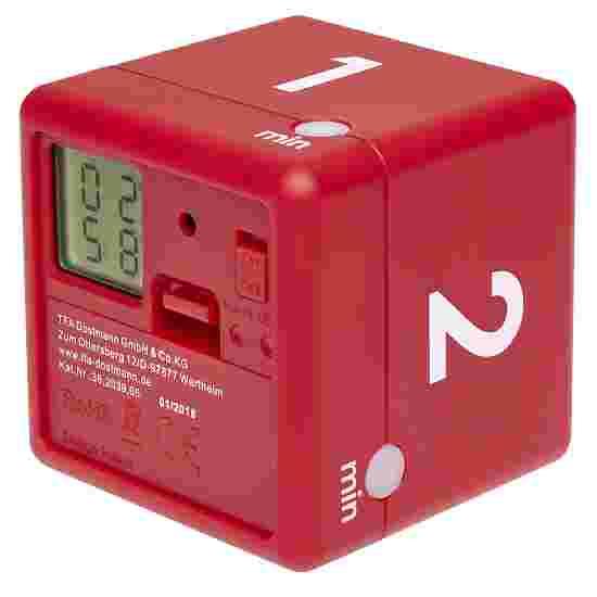 "TFA Digitaler Timer ""Cube"" Rot"