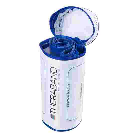 Thera-Band 250 cm. i pose med lynlås Blå, ekstra stærk