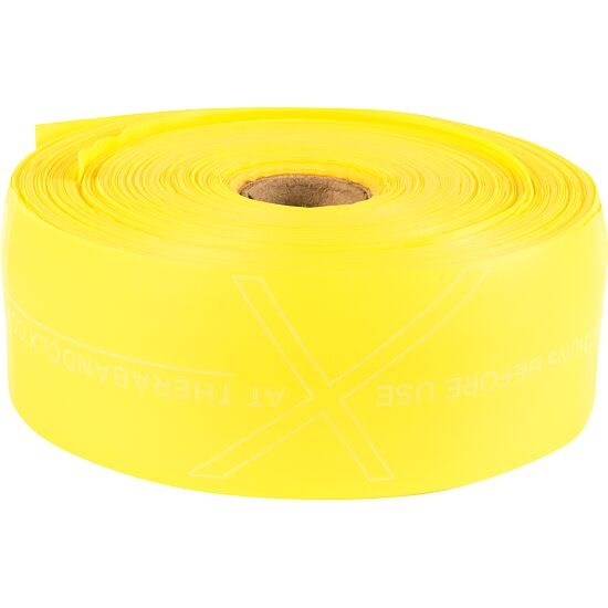 Thera-Band® CLX Band, 22 m Rolle Gelb, leicht