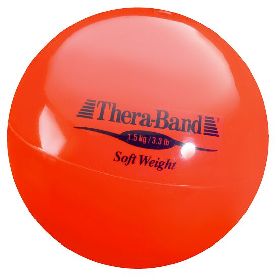 Thera-Band® Gewichtsball Rot, 1,5 kg