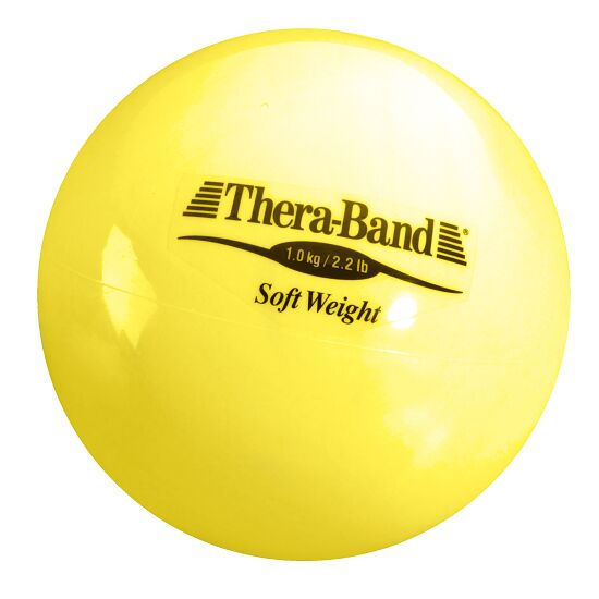 Thera-Band® Weighted Ball Yellow, 1 kg