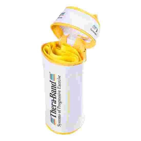 TheraBand 250 cm in Reißverschlusstasche Gelb, leicht