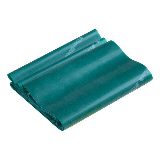 TheraBand 250 cm in Reißverschlusstasche Grün, stark
